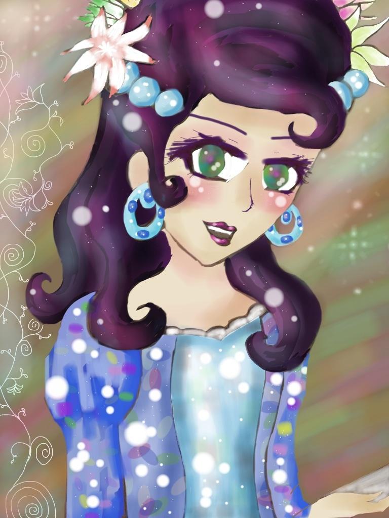 Princess Hildegard by lolitalover42