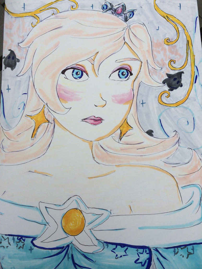 Princess Rosalina Disney version by lolitalover42