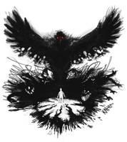 The Black Hawk by Mongrelistic