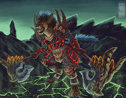 Warrior's Fury