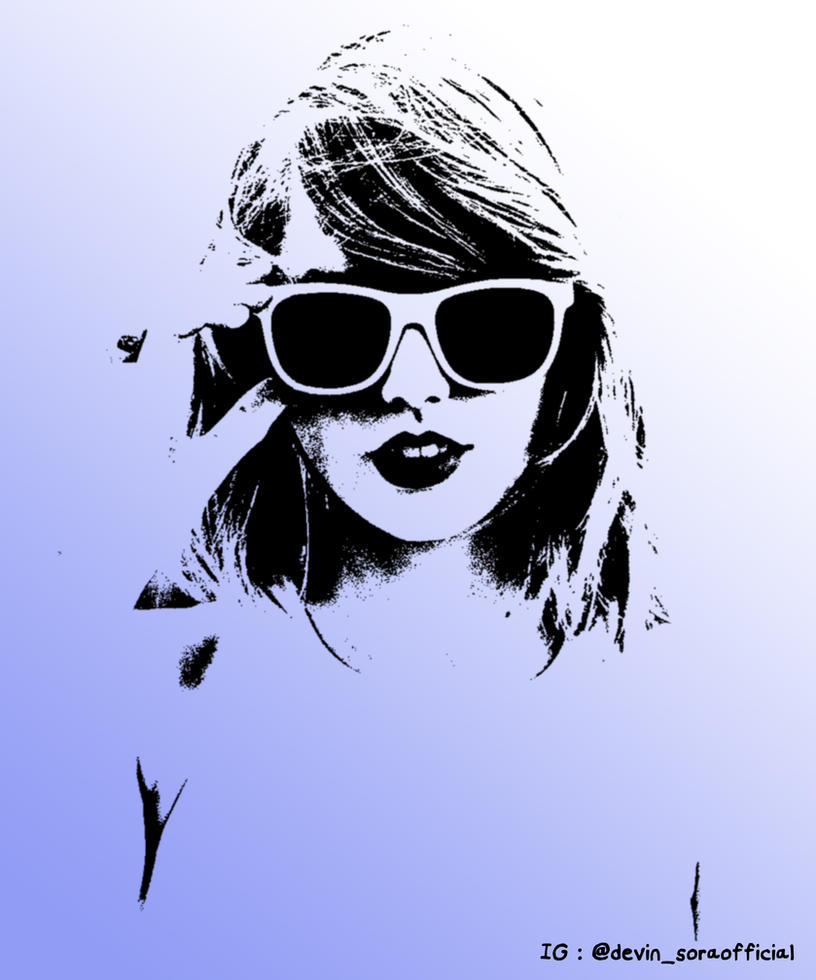 Taylor Swift By Devinsora The Effect How