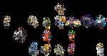 Kalos Characters