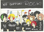 We Support Rock