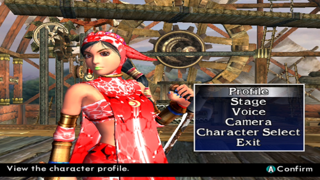 Soulcalibur 2 Talim P3 Lover Mod By Dcooper32