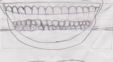 Teeth practice