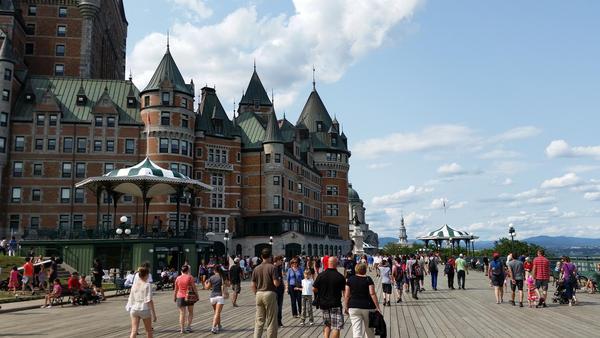 Boardwalk Quebec by andersonbi