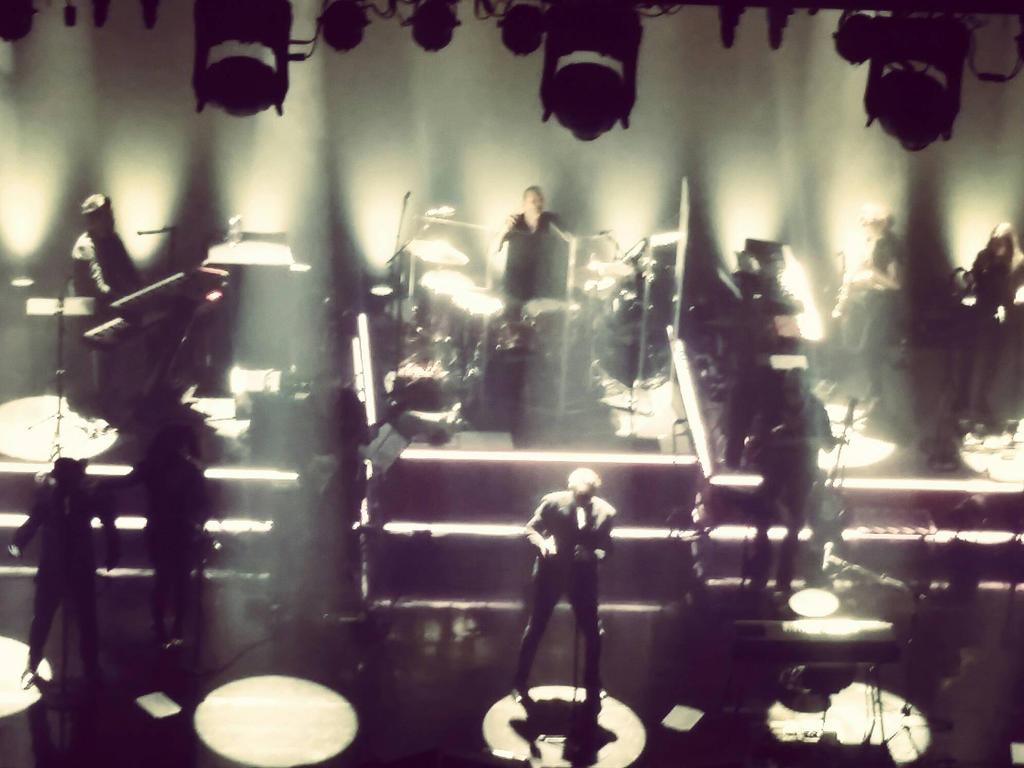 Bryan Ferry in concert by andersonbi
