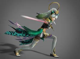 Nu Wa Swordswoman