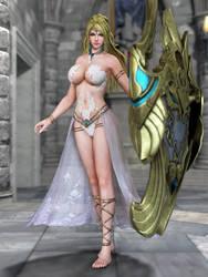 Athena showstopper