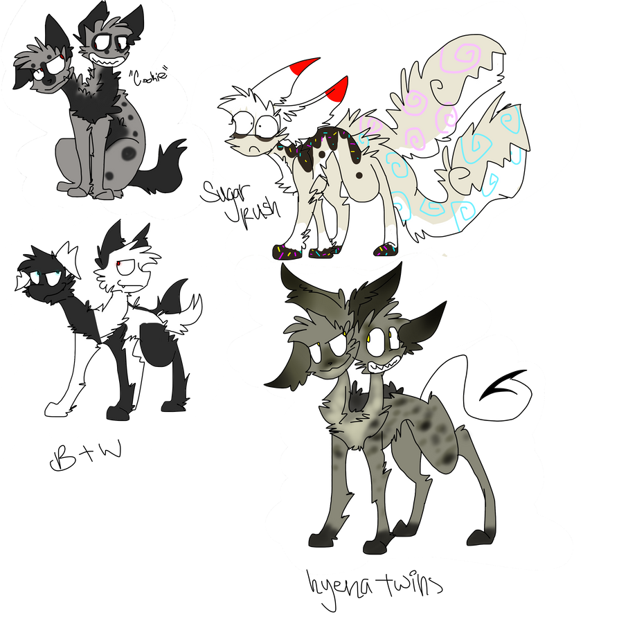 Two Heads Are Stanger Than One :ADOPTABLES: CLOSED by Silhouett3s