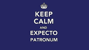 Keep Calm: Patronus