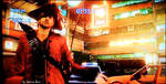 Leon Kennedy : CHECK AND MATE BUDDY! by Sparrow-Leon