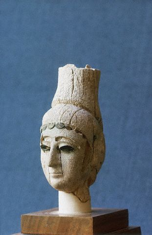 Ivory Head from Ugarit by obada911