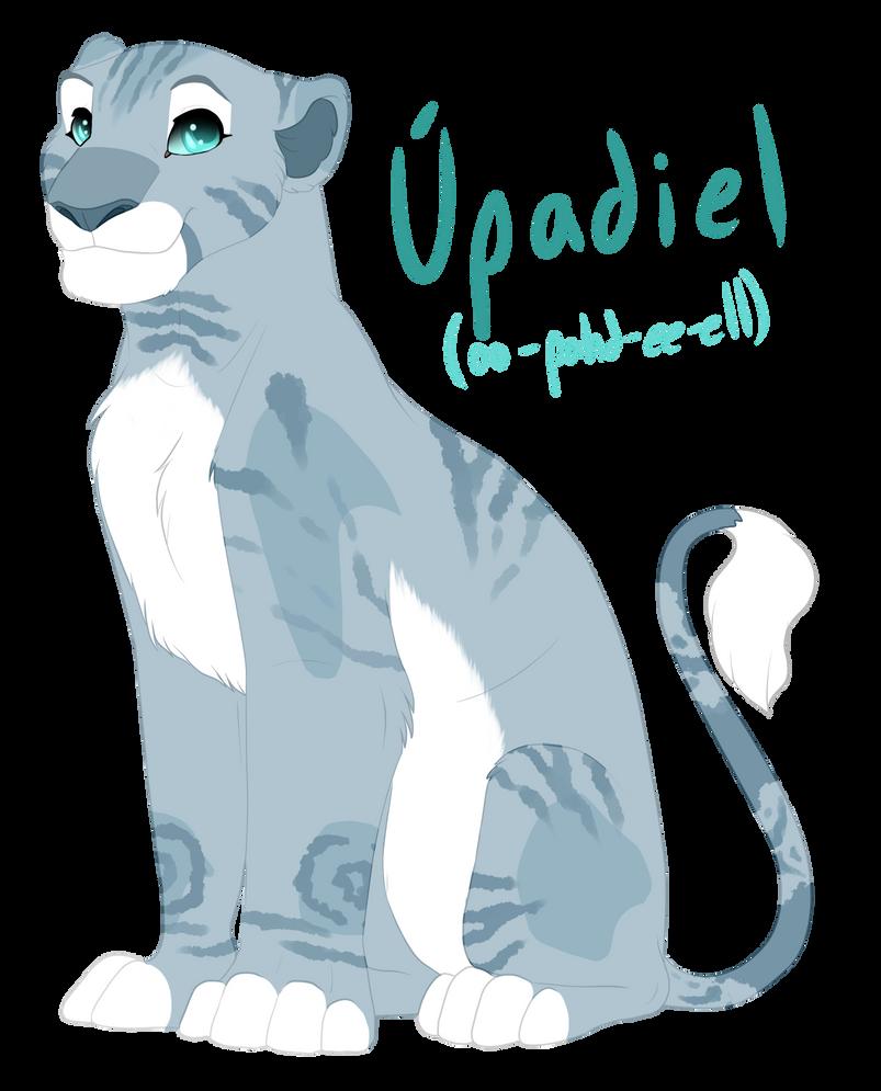Upadiel (OC) by SpectrumStray