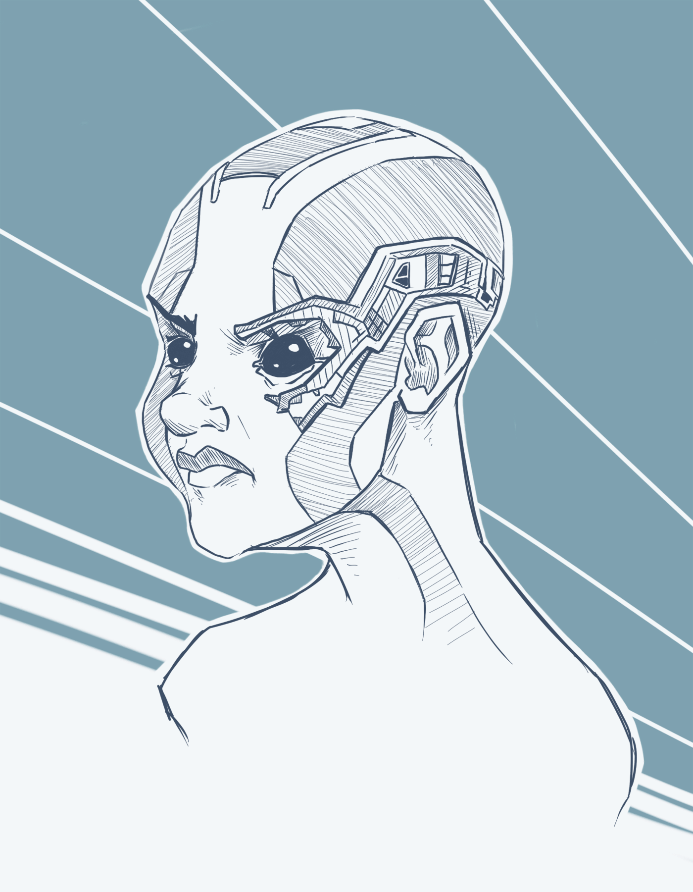 Fan Art Friday - Nebula by Ghotire on DeviantArt