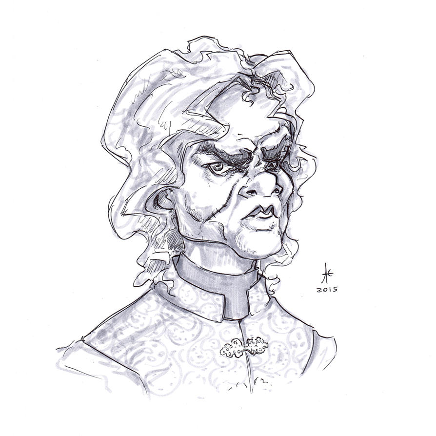 Tyrion by Ghotire
