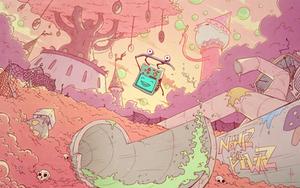 BMO's Big Adventure by Ghotire