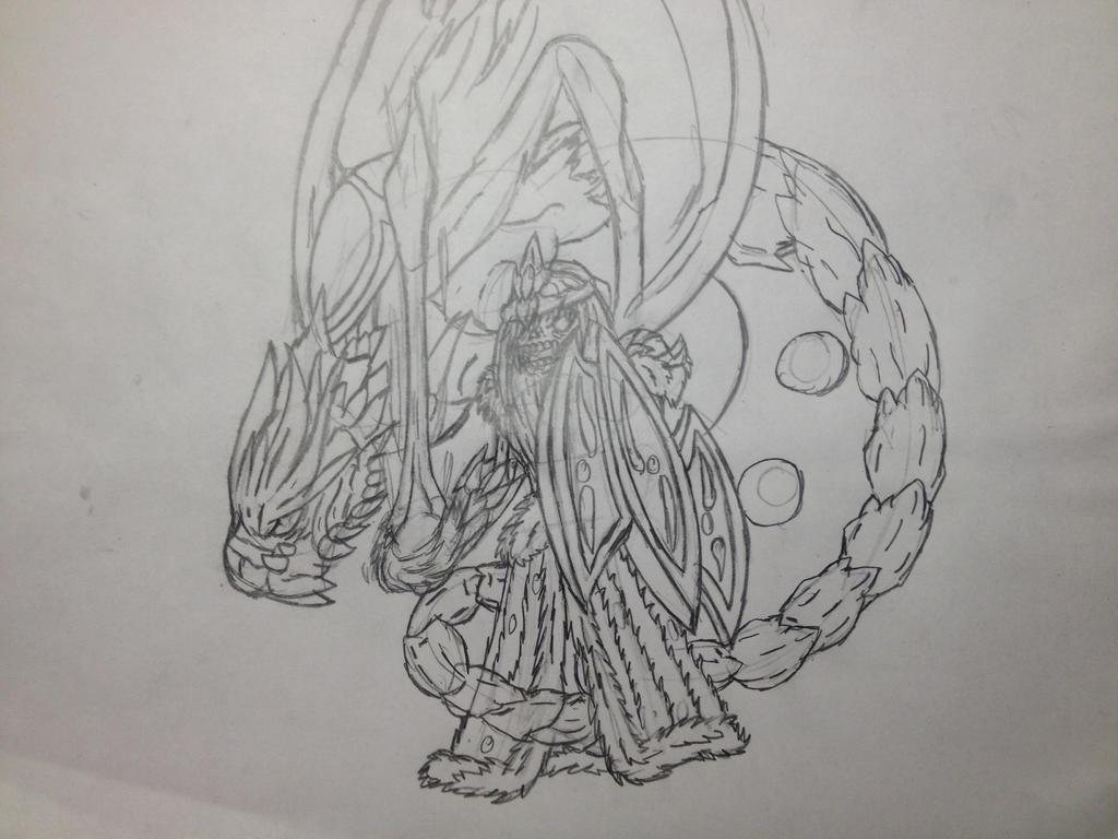 star destroyer dragoon (sketch) by vivere-sectam129