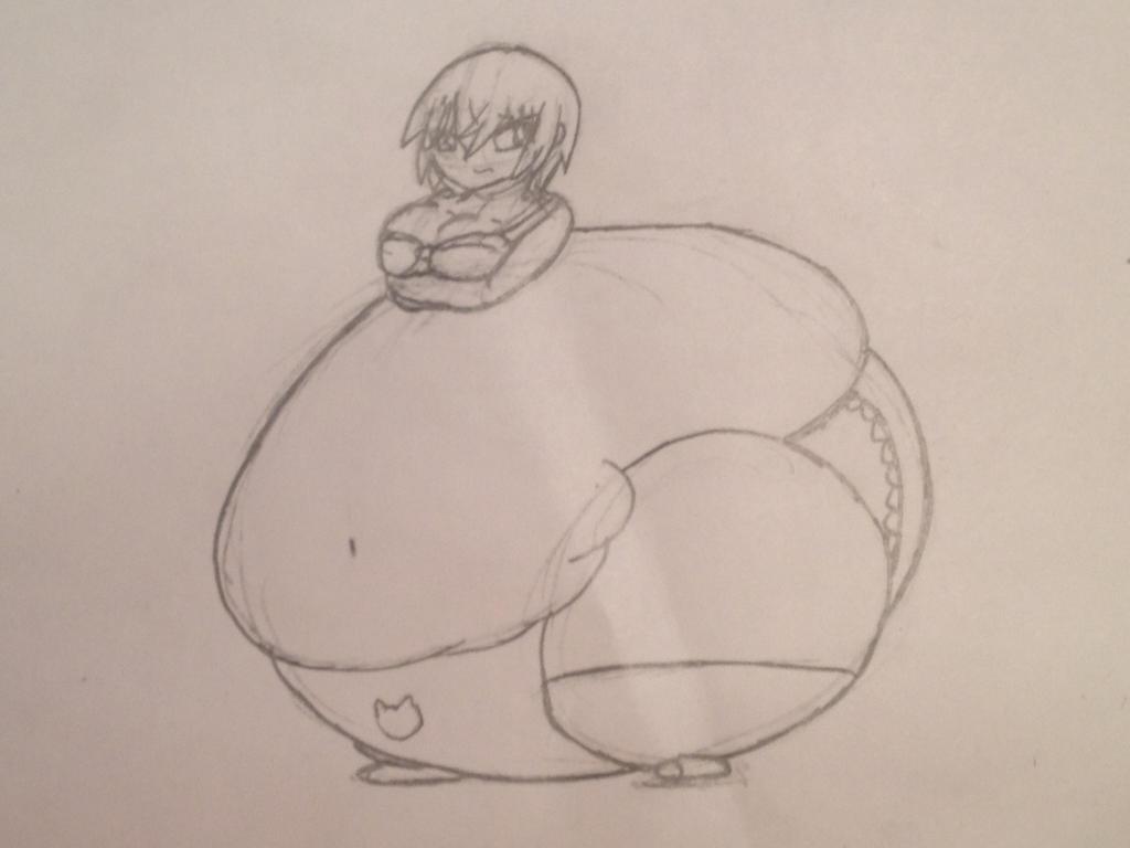 pc: heavy bottom Minami in lingerie by vivere-sectam129