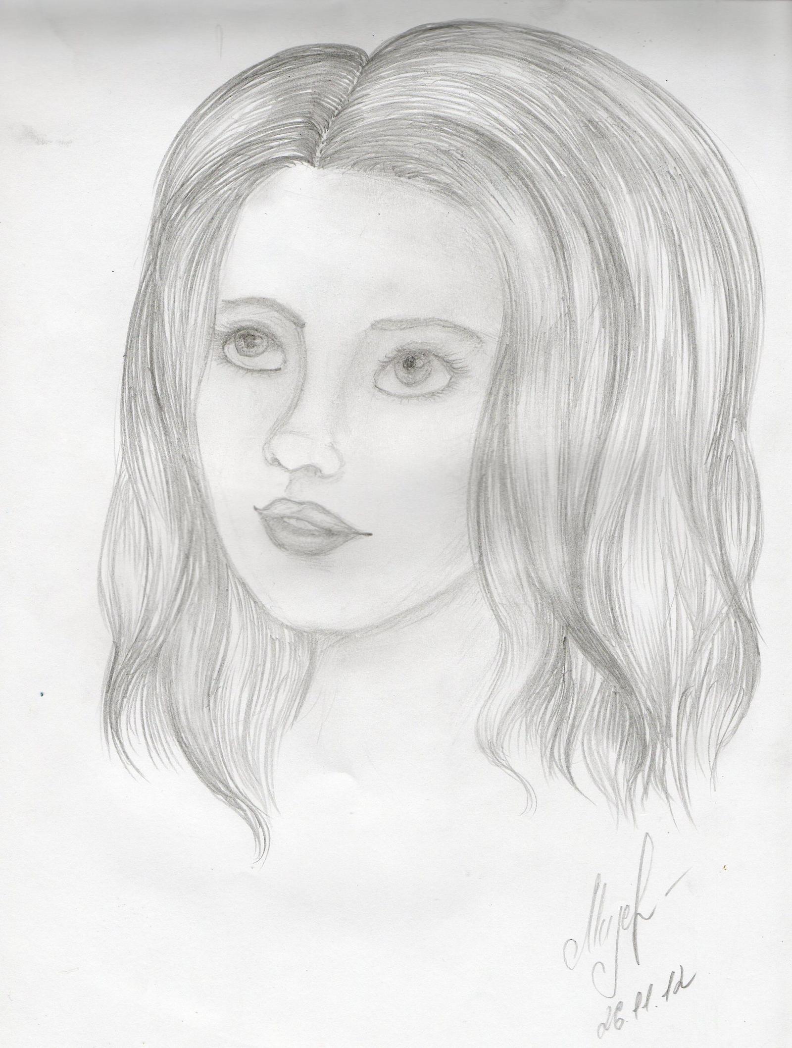 Scarlett Johansson by Chicago-aka-PopPixie