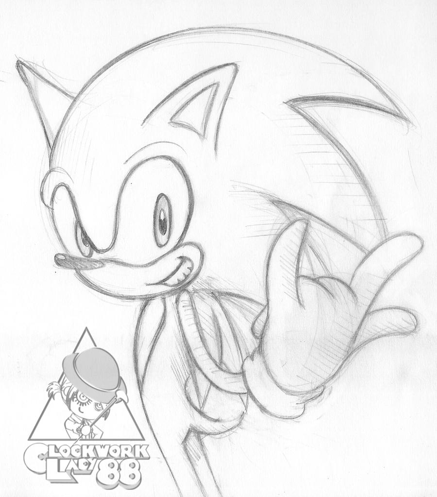 Showing Gallery For Cool Sonic Drawings: piximggif.com/cool-sonic-drawings