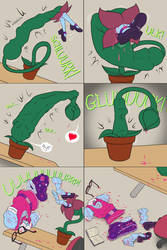 Sci-Twi Experiments Gone Wrong by Ashley (2/2) by animehero64