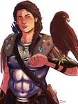 Eagle-Bearer