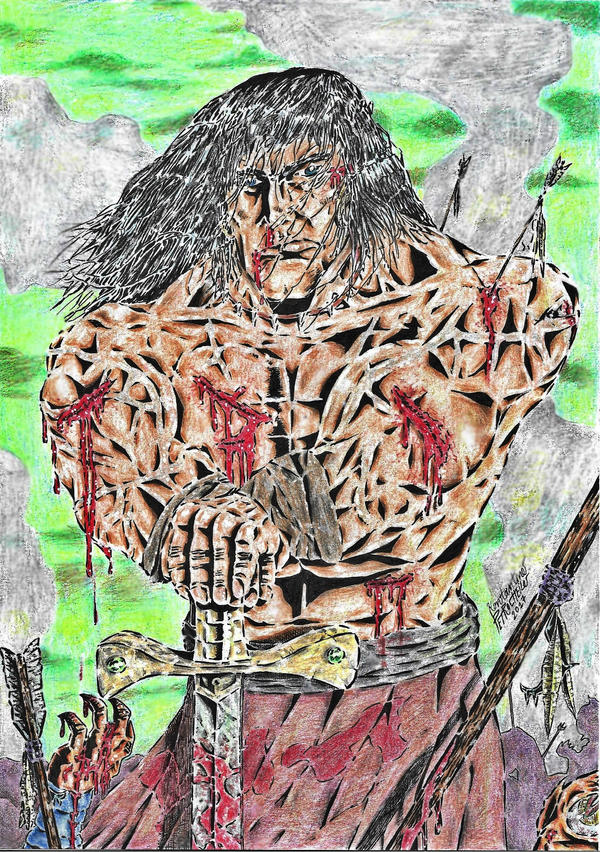 Conan the Barbarian (2017) by Iam100 on DeviantArt