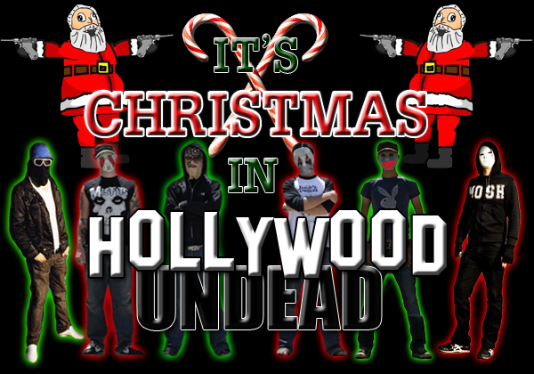 Christmas In Hollywood by AubreeK on DeviantArt
