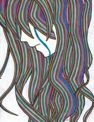 Rainbow in Tears by Efaviel