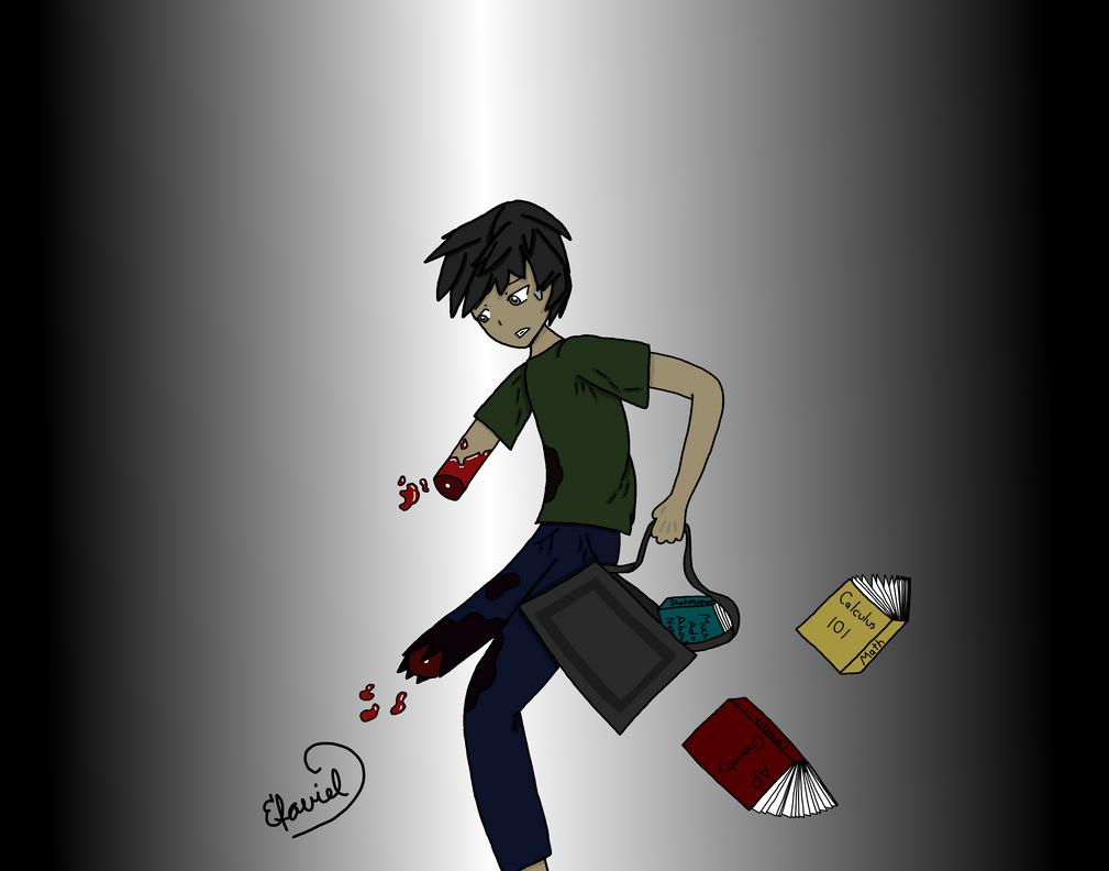 Rei's Fall by Efaviel