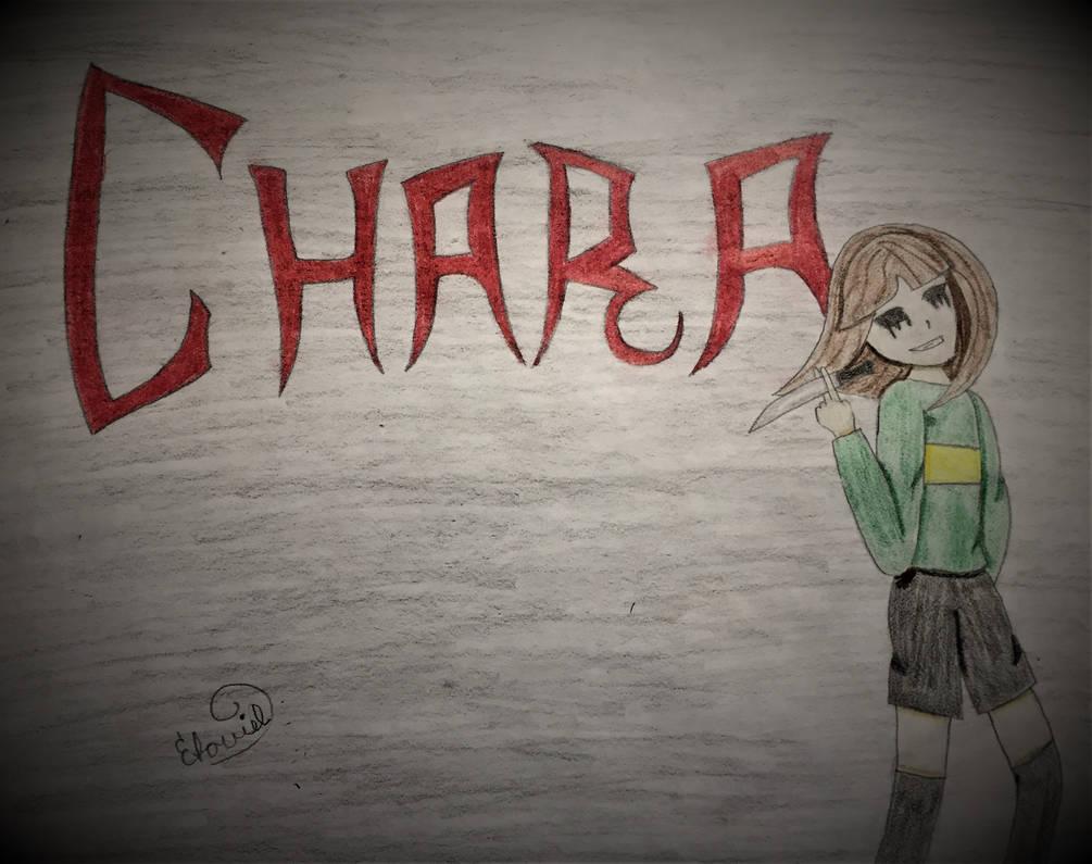 Chara Wallpaper by Efaviel