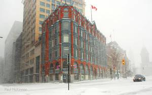 Through the Snow by PaulMcKinnon