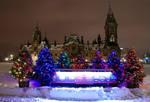 Christmas Scene by PaulMcKinnon