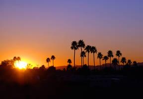 Phoenix Sunset II by PaulMcKinnon