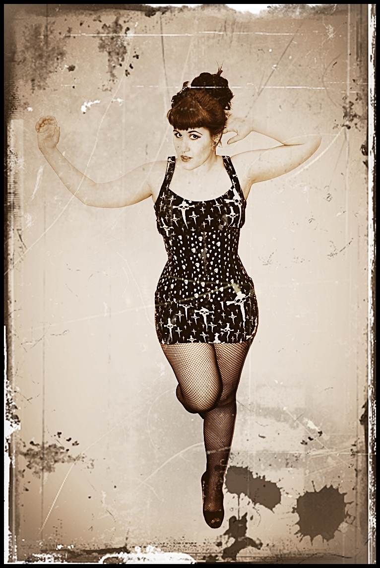 Antique Pin-up by PaulMcKinnon