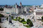 Overlooking Ottawa