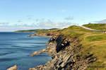 Cape Breton's rugged coast