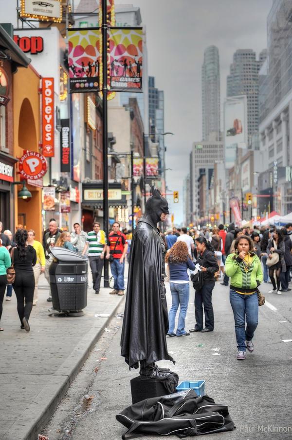 I'm Batman by PaulMcKinnon