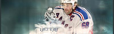 Jaromir Jagr Signature by GKgfx