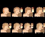Pixel Hair Tutorial by teardrop246