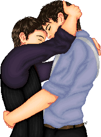 Jack n Ianto Request by teardrop246