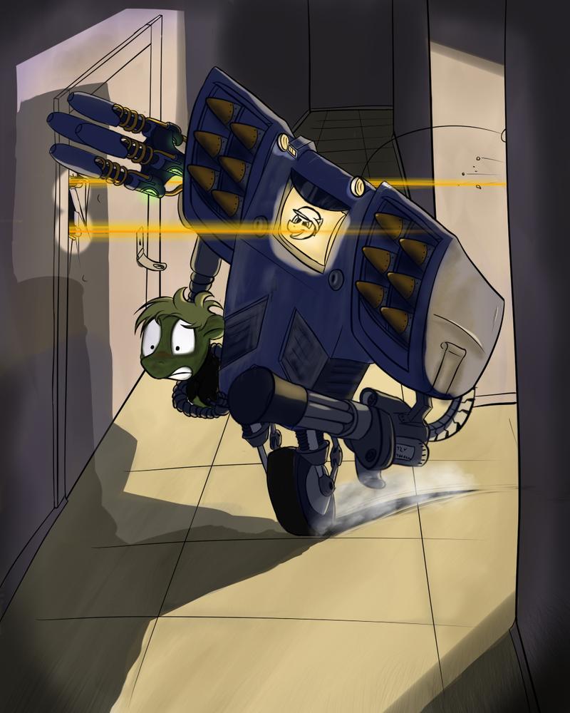 Flutter-Guard by BurnOut42
