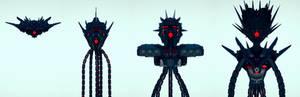 Neuros Machine Soldiers