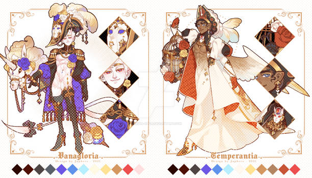 [CLOSED] Vice and Virtue | Angel + Demon Adopt