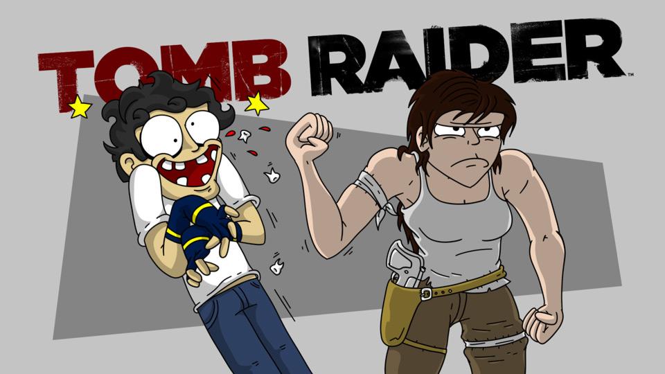 Shingo Review: Tomb Raider by megawackymax