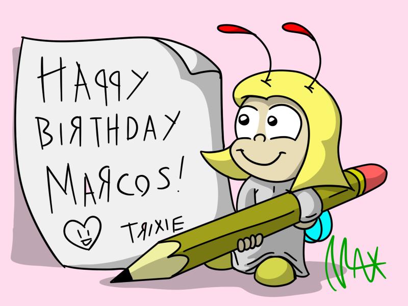 Fairly Fairy Birthday by megawackymax