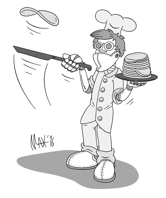 Pancake android by megawackymax