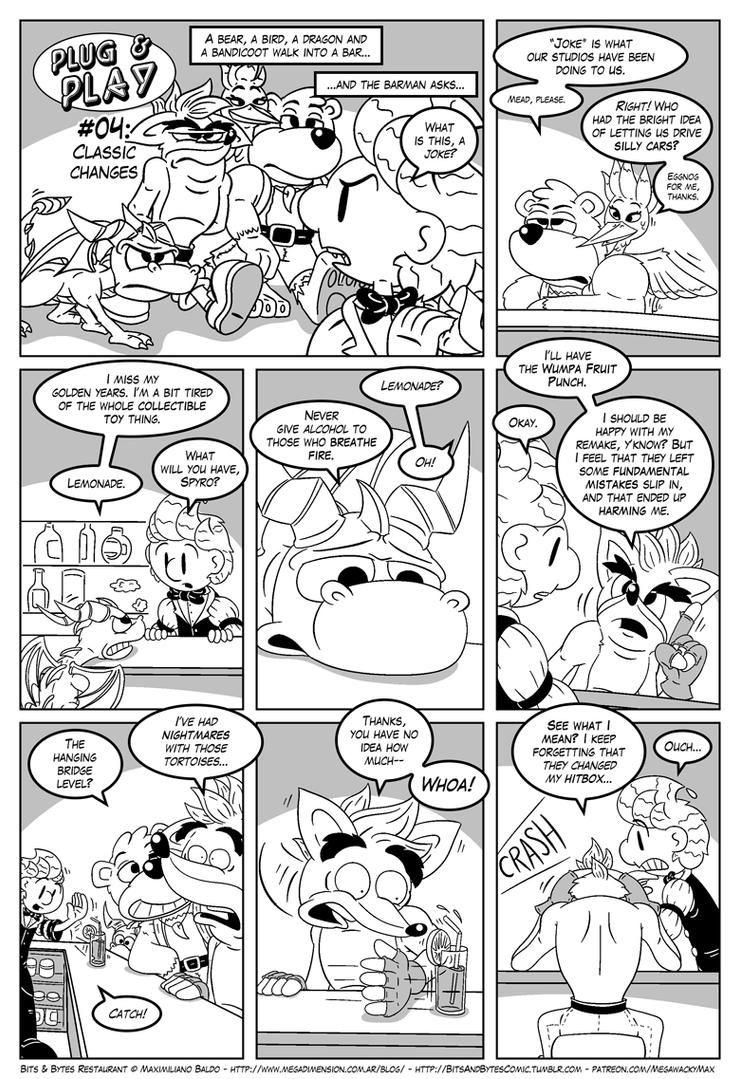 Plug and Play 04 by megawackymax