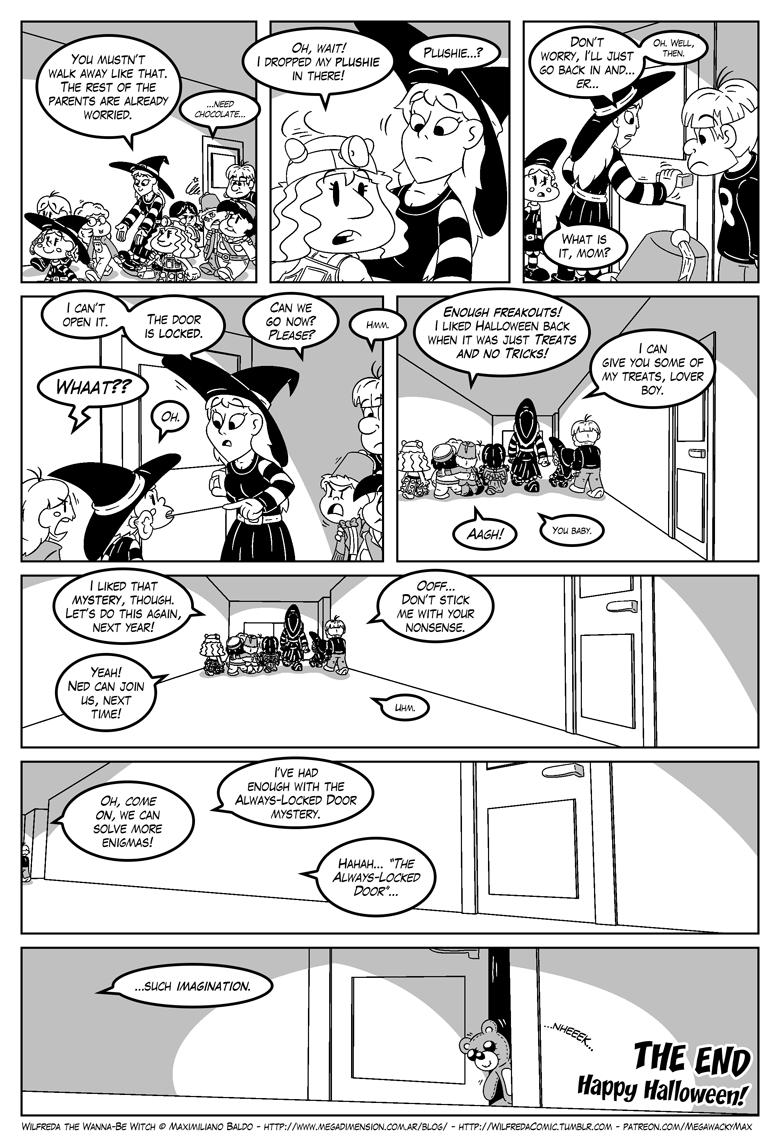 Halloween 2017 - P.7 - FINALE by megawackymax